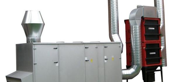 En god ventilation er vigtig for indeklimaet i virksomheden