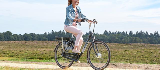 Find den helt rigtige cykel her